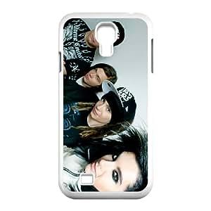 Samsung Galaxy S4 9500 Cell Phone Case White Tokio Hotel D2299486