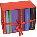 Harry Potter Boxed Set (Special Edition) (Contains all 7 books in the series): Written by J. K. Rowling, 2007 Edition, (Classic ed) Publisher: Bloomsbury Publishing PLC [Hardcover]