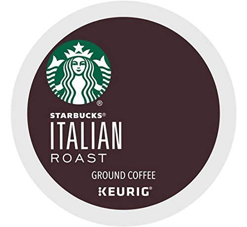 Starbucks Keurig Coffee K Cups Pods 6/16 / 24/96 Count Capsules Sleeves ALL FLAVORS SEALED Fast Shipping (16 Pods Starbucks - Italian - Vanilla Milk Italian