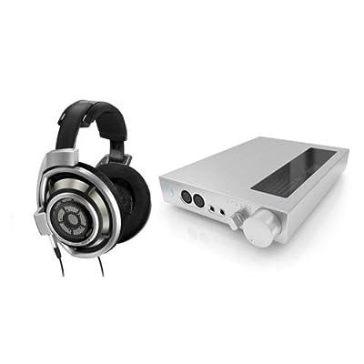 Sennheiser HD 800 Over Headphone with HDVD 800 Headphone Amplifier