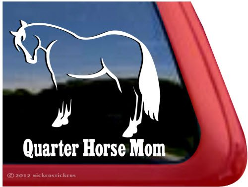 Quarter Horse Decal - 8