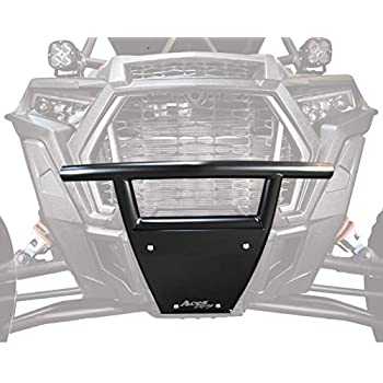 Image of Polaris RZR 1000/Turbo Front Bumper (BLACK) Sport Bumpers