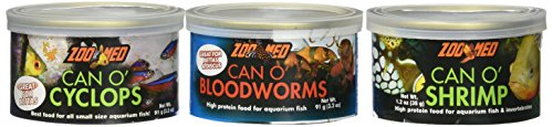 Zoo Med Laboratories Zma-13 Pop Display Can O Aquatic Food