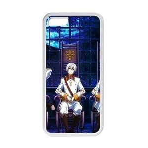 XiFu*MeiCartoon Anime Cute White Phone Case for iphone 4/4sXiFu*Mei