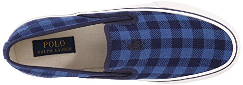 Polo Ralph Lauren Mens Mytton Fashion Sneaker Indigo