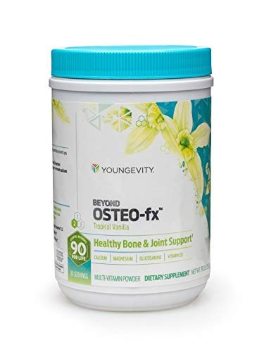 BEYOND Osteo Fx POWDER - 360g Canister Tropical Vanilla Flavor