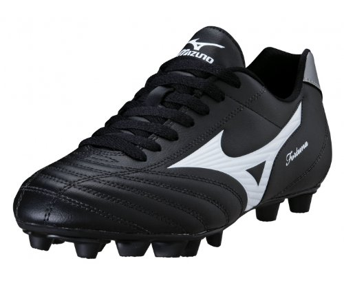 MIZUNO Fortuna 4 MD Bota de Fútbol Junior negro