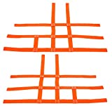 yfz 450 parts orange - Nerf Bar Replacement Nets for Alba and Tusk Yamaha YFZ 450 and YFZ 450R Propeg Many Colors Available