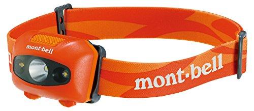 モンベル(mont-bell) ヘッドランプ パワーヘッドランプ バーントオレンジ 1124586-BTOGの商品画像