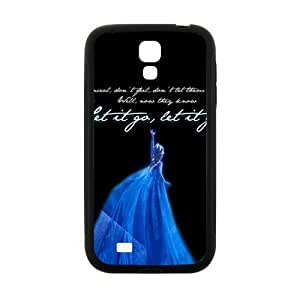Frozen Fashion Comstom Plastic case cover For Samsung Galaxy S4