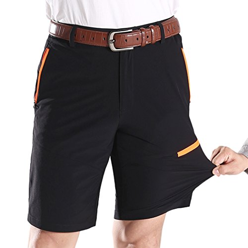 Lega Mens Relaxed Fit Stretch Quick Dry Work Shorts