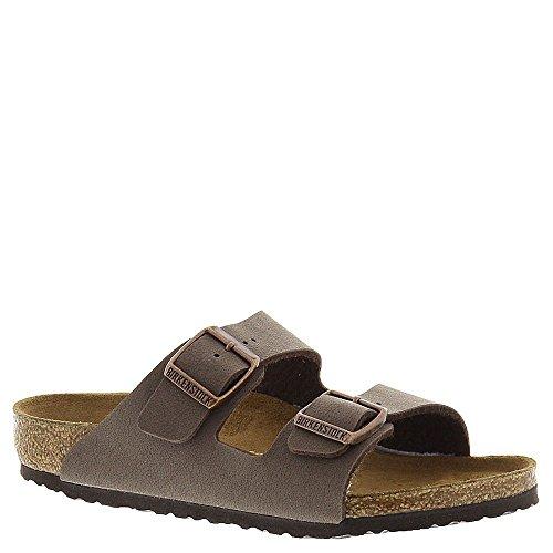 Birkenstock Arizona Cork Footbed Sandal (Toddler/Little Kid/Big Kid), Mocha, 34 EU(3-3.5 N US Big Kid)