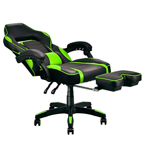 Giantex Gaming Chair Racing Chair Ergonomic High Back With