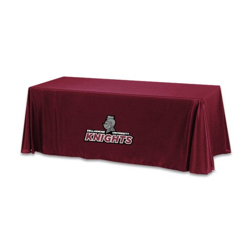 Bellarmine Maroon 6 foot Table Throw 'Official Logo' by CollegeFanGear
