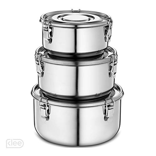 freezer stainless steel container - 4