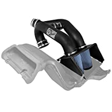 aFe Power Magnum FORCE 54-12642-B Ford F-150 EcoBoost Performance Cold Air Intake System (Oiled, 5-Layer Filter)