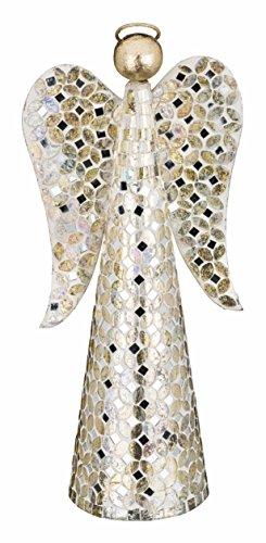 Regal Art & Gift 20228 Mosaic Angel Decor, 16