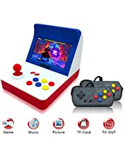 """YLM Retro Game Console Classic Retro Video Game Player Portable Game Console 16GB 4.3"""" Full View TFT Screen with Classic Games"""