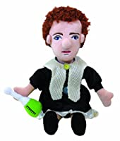 Marie Curie Plush Doll - Little Thinkers by The Unemployed Philosophers Guild
