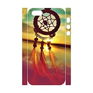 HXYHTY Cell phone Protection Cover 3D Case Aztec Tribal For Iphone 5,5S