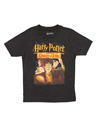 Out of Print Harry Potter and The Goblet of Fire Kids' T-Shirt 10/12 Yr