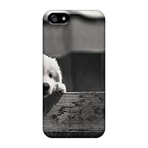 Iphone 5/5s Cover Case - Eco-friendly Packaging(puppy)