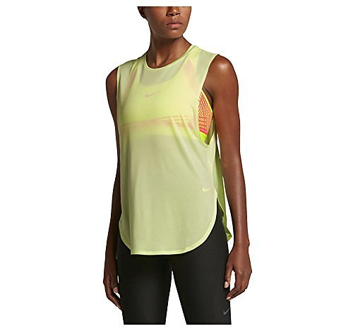 Nike Women's Dri-Fit Elevated Sleeveless Training (Nike Womens Sleeveless Tee)