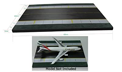 InFlight 200 Airport Runway Wooden Display Base