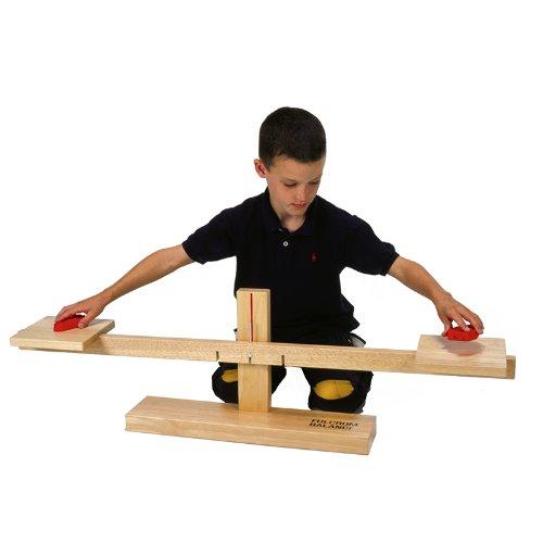 Learning Advantage Fulcrum Balance Demonstration Model Elementary Physics Kit Elementary Physics Kit