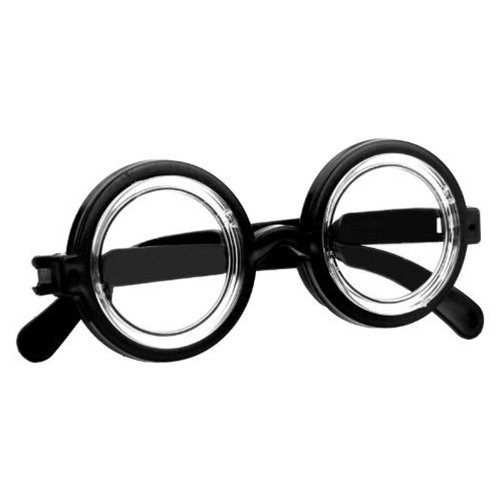 Lunettes droles - TOOGOO(R)Lunettes droles pour Halloween mascarade Maquillage