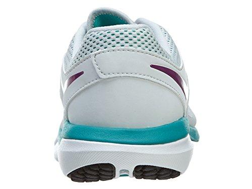 Nike Mens Nsw Tiempo 94 Maan Medio Tp Qs Schoenen Pr Pltnm / Heldere-grp Trb Groen-wit