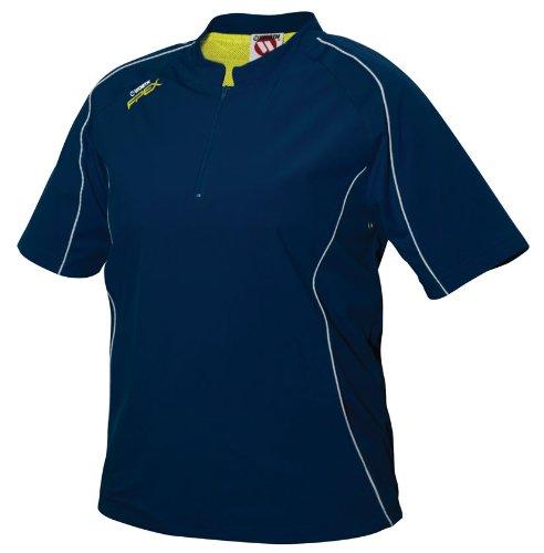 Worth Fpxbj Women's Batting Short Sleeve 1/4 Zip Jacket