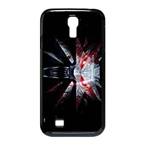 games The Witcher 3 Wild Hunt Game Logo Samsung Galaxy S4 9500 Cell Phone Case Black gift pjz003-9370602