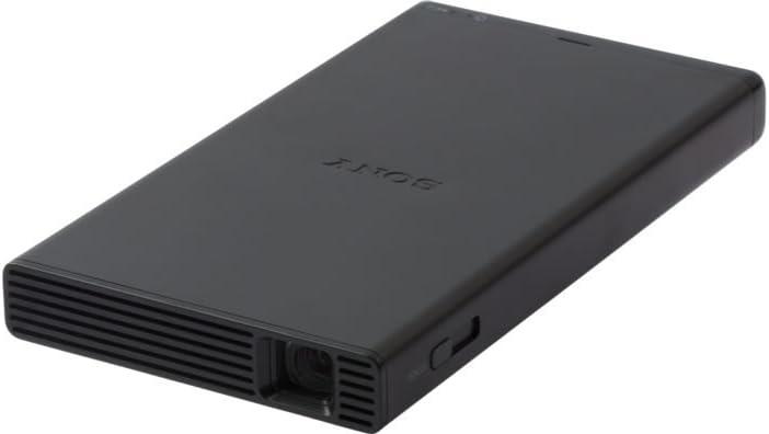 Sony MP-CD1 Video - Proyector (105 lúmenes ANSI, DLP, WVGA ...