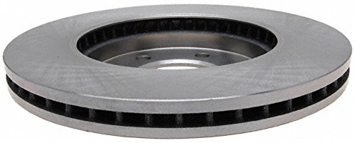 ACDelco 18A1329A Advantage Non-Coated Front Disc Brake Rotor
