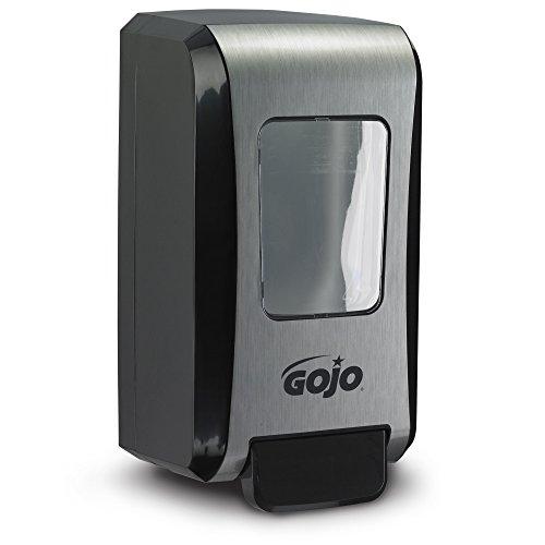 GOJO FMX-20 Dispenser, Black/Gray (Case of 6) by Gojo