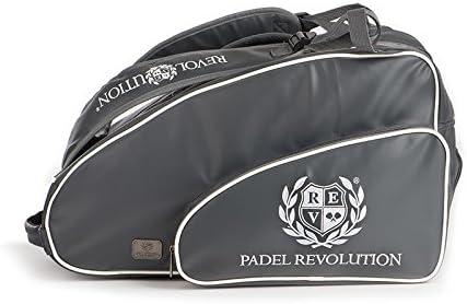 Padel/Sport Revolution, Paletero Padel Gris, Gris: Amazon.es ...
