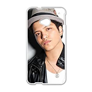 Bruno Mars Brand New And Custom Hard Case Cover Protector For HTC One M7
