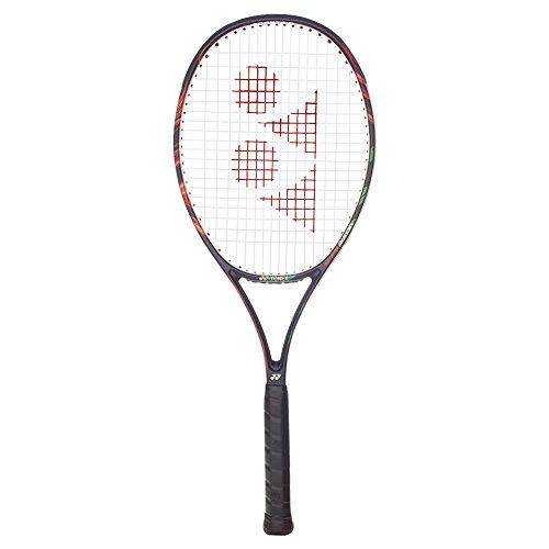 Yonex Vcore Duel G 100 Tennis Racket  Black Orange  Size G3