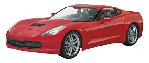 Corvette Monogram (Revell/Monogram 1/25 Corvette Stingray Model Kit)