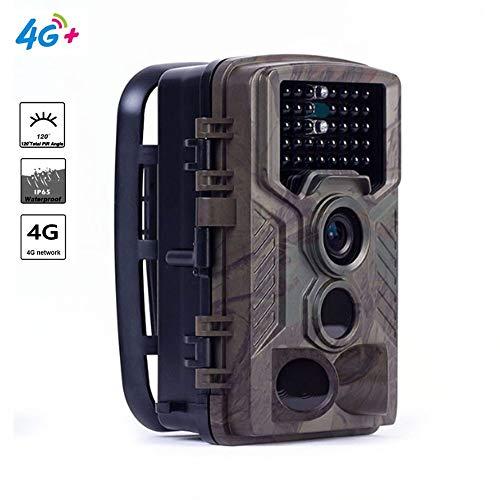 - Dayangiii Hunting Camera, 4G MMS 1080 HD Resolution 120° Wide Angle Waterproof Wildlife Infrared Tracking Camera, Outdoor