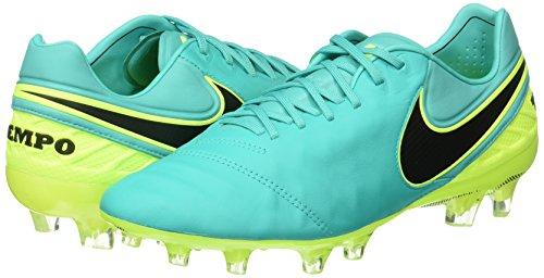 De Nike FG Legend Jade Hombre Black VI volt Clear Tiempo Botas Verde Fútbol rqwXfqUBx