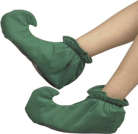 (Elf Shoes Costume Accessory)