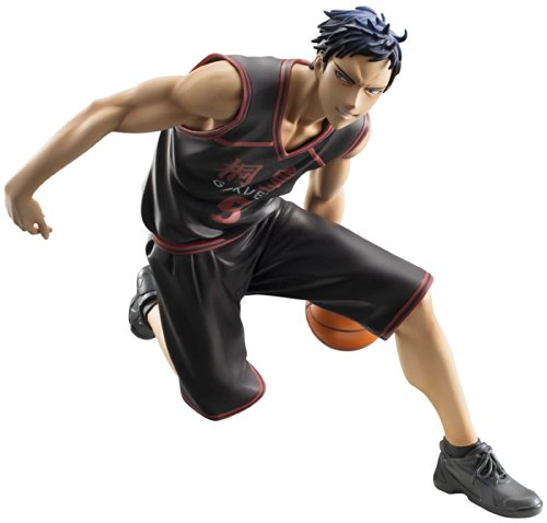 Megahouse Kuroko's Basketball: Daiki Aomine PVC Figure