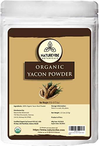 Naturevibe Botanicals Organic Potassium sweetener product image