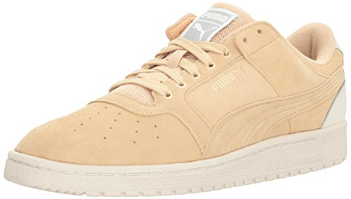 PUMA Men Sky II LO Basketball Shoe Natural Vachetta