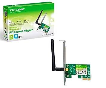 TP-LINK TARJETA DE RED WIFI PCI EXPRESS 150M TL-WN781ND ...