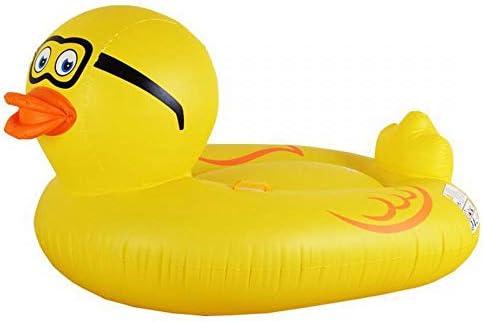 Royal Veces Grande Flotador (Agua Parte Anillo Flotador (Barco Natación Ayuda Amarillas Pato 36102 Hinchable para Agua Diversión