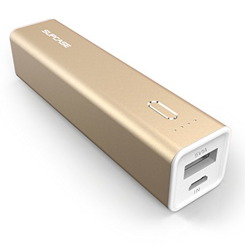 SUPCASE 3000 mAh Ultra Compact External Battery Portable USB