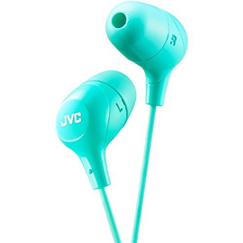 Price comparison product image JVC Noise Limiting Necklace Tiny phones Kids Noise Limiting Earbuds Violet (HAKD1Z)